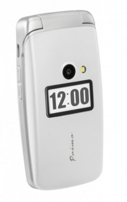 Mobilní telefon Doro Primo 413 White