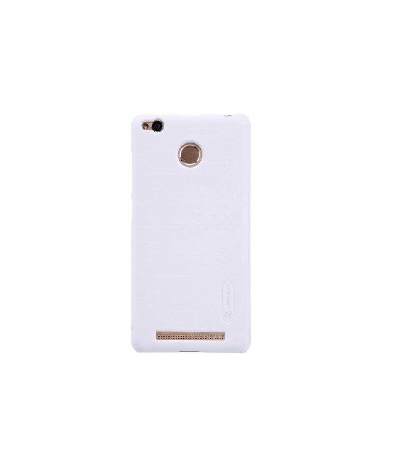 Zadní kryt Nillkin Super Frosted Shield pro Xiaomi Redmi 3 White