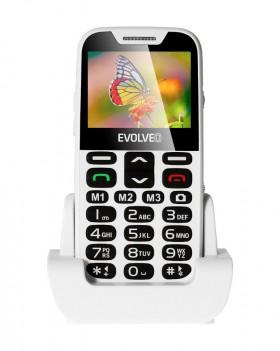 Mobilní telefon Evolveo EasyPhone XD White