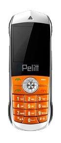 Mobilní telefon Pelitt Mini1 Orange / White