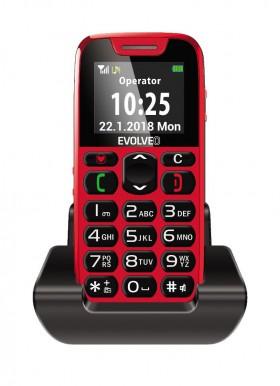 Mobilní telefon Mobilní telefon Evolveo EasyPhone EP-500 Red