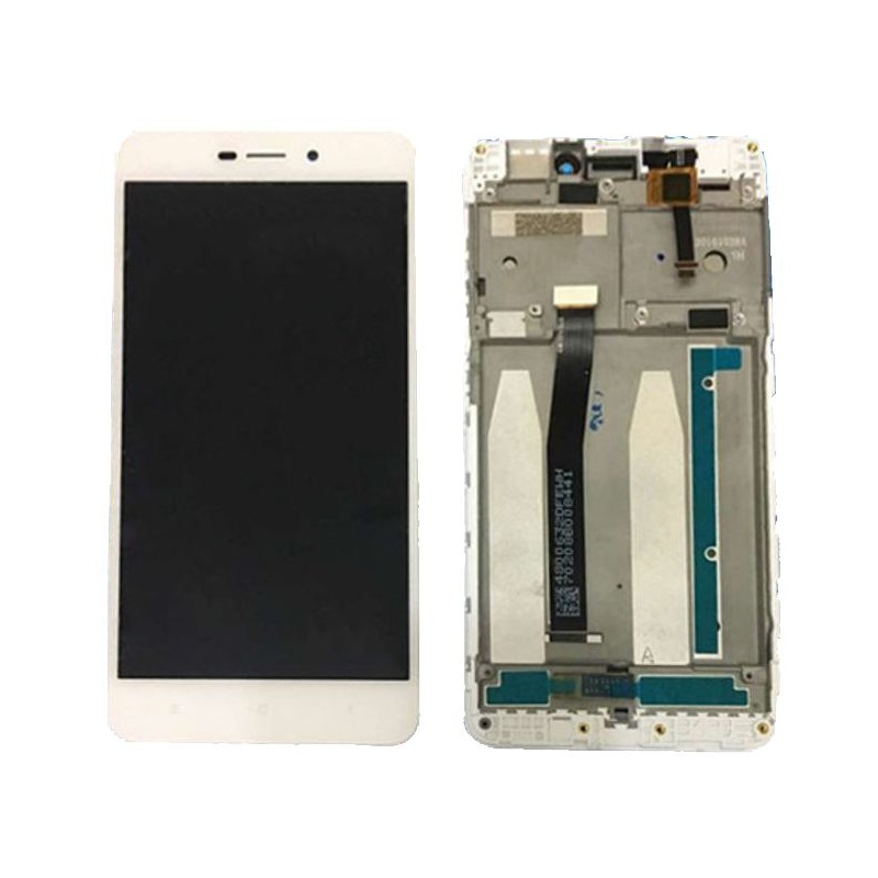 Xiaomi Redmi 4A LCD + dotyková deska + rámeček White