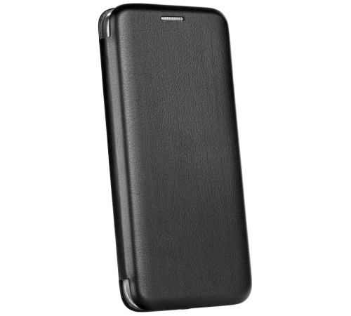 Forcell Elegance flipové pouzdro Apple iPhone 5/5s/SE black