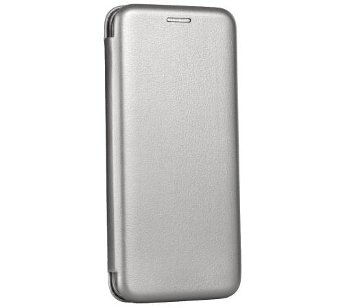 Forcell Elegance flipové pouzdro Apple iPhone 5/5s/SE grey