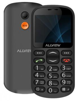 Mobilní telefon Allview D1 Senior Dual SIM Black