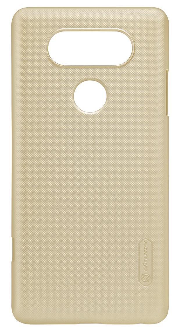 Zadní kryt Nillkin Super Frosted pro LG H870 G6 Gold