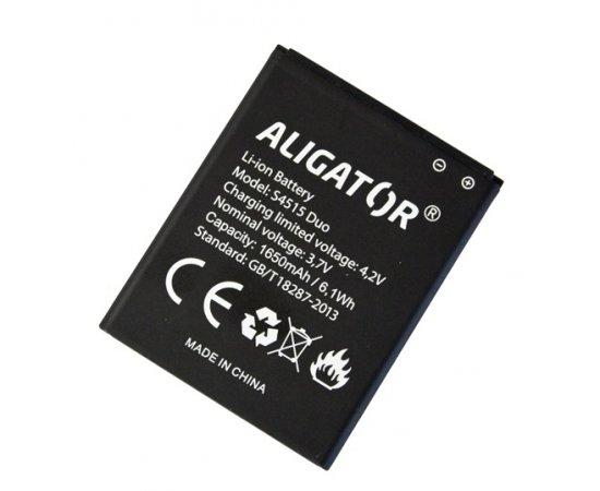 Aligator baterie Li-Ion 1650 mAh (Bulk)