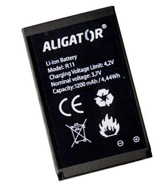Baterie Aligator Li-Ion 1200 mAh (Bulk)