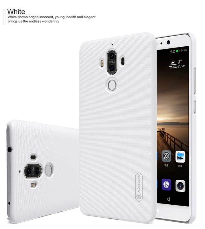 Zadní kryt Nillkin Super Frosted pro Huawei Mate 9 White