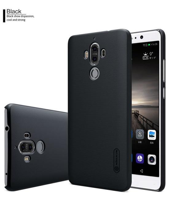 Zadní kryt Nillkin Super Frosted pro Huawei Mate 9 Black