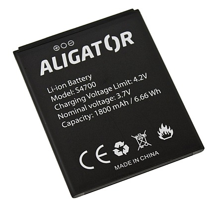 Baterie Aligator S4700 1800 mAh Li-Ion (bulk)