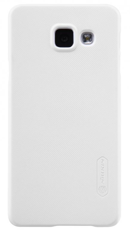 Nillkin Super Frosted Zadní Kryt White pro Samsung A320 Galaxy A3 2017