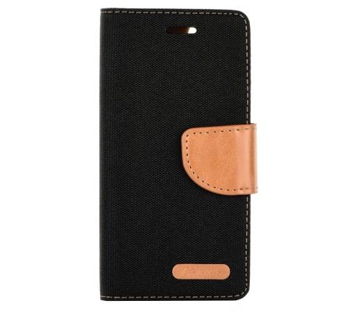 Canvas Diary flipové pouzdro Lenovo Vibe K5/K5 Plus black