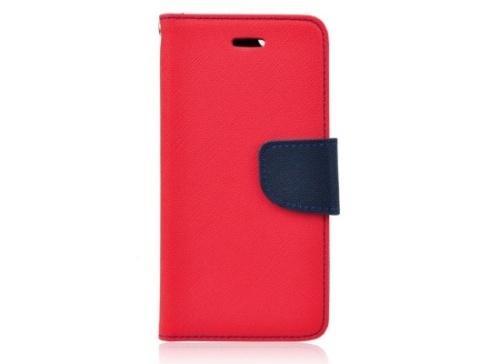 Fancy Diary flipové pouzdro Nokia 5 red/navy