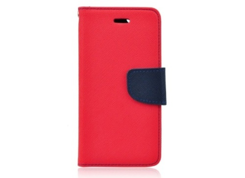 Fancy Diary flipové pouzdro Nokia 3 red/navy