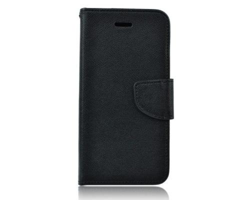 Fancy Diary flipové pouzdro Samsung Galaxy Xcover 3 black