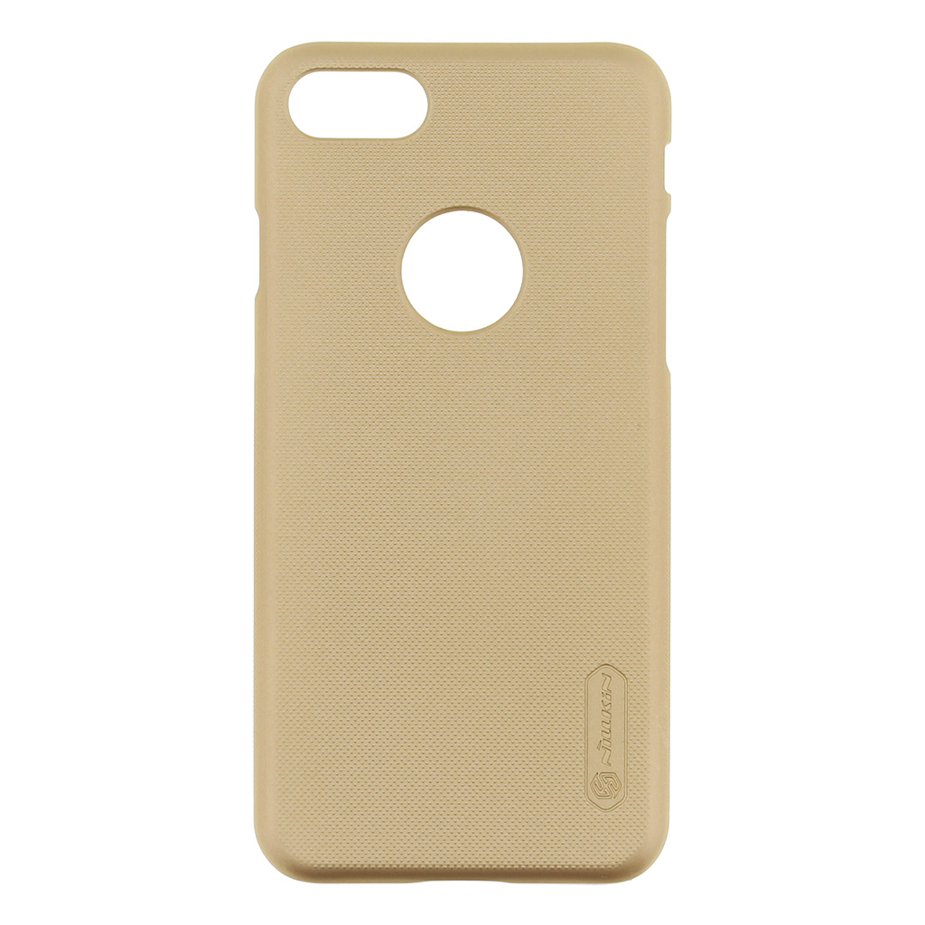 Zadní kryt Nillkin Super Frosted pro Apple iPhone 7 Gold