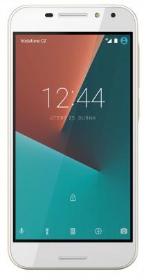 Mobilní telefon Vodafone Smart N8 Gold / White