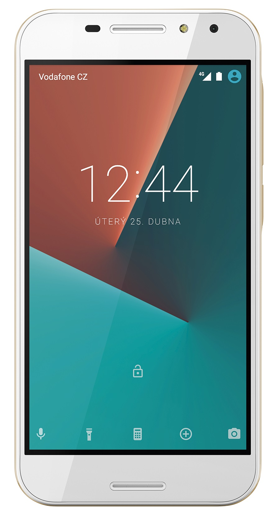 Vodafone Smart N8 Gold / White