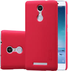 Zadní kryt Nillkin Super Frosted pro Samsung J330 Galaxy J3 2017 Red