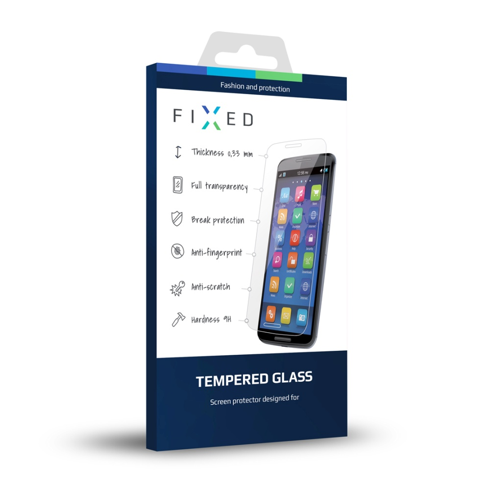 Tvrzené sklo FIXED pro Honor 8 Pro