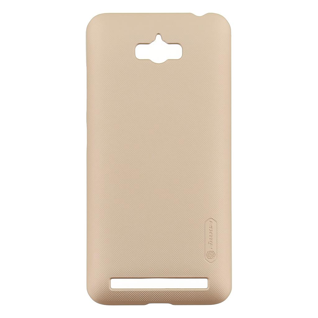 Zadní kryt Nillkin Super Frosted pro Asus Zenfone Max ZC550KL Gold