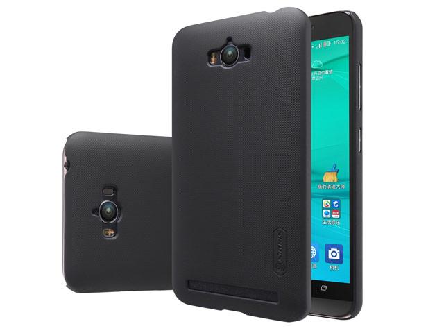 Zadní kryt Nillkin Super Frosted pro Asus Zenfone Max ZC550KL Black