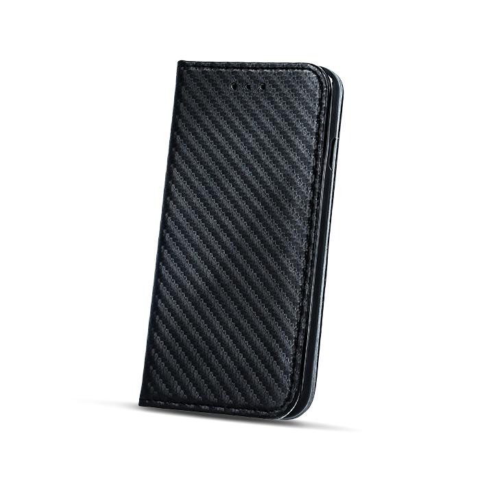 Smart Carbon flipové pouzdro Huawei P10 Lite black