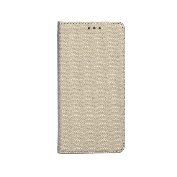 Smart Magnet flipové pouzdro LG K10 2017 gold