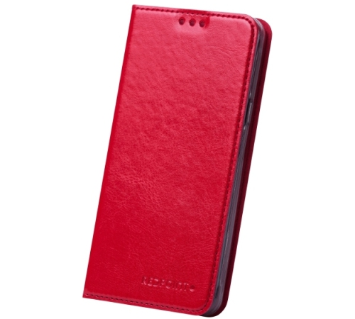 RedPoint Book Slim flipové pouzdro Nokia 3 red