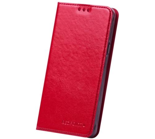 RedPoint Book Slim flipové pouzdro Nokia 6 red