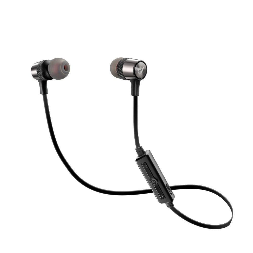 Bezdrátová In-ear sluchátka CellularLine JUNGLE black