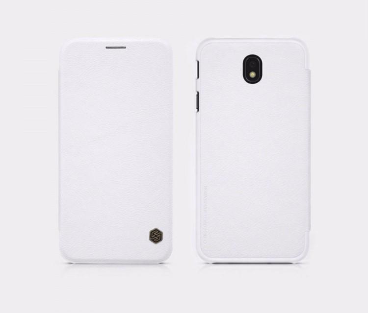 Nillkin Qin Book flipové pouzdro Samsung Galaxy J5 2017 white