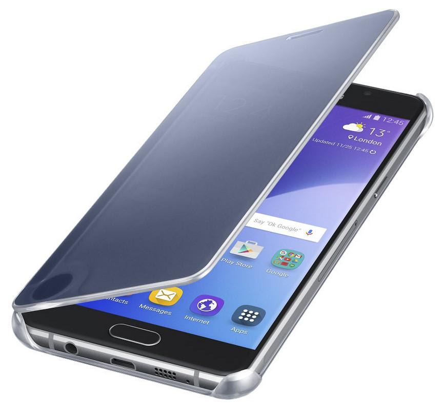 Samsung Clear View Flip EF-ZA510CB Samsung Galaxy A5 2016 black