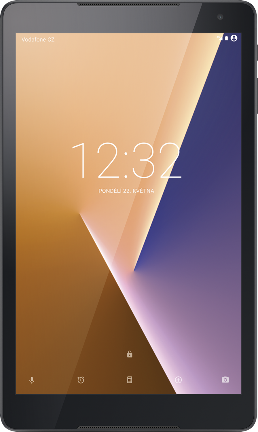 Vodafone Smart Tab N8 Volcano Black