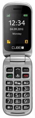 Mobilní telefon CUBE1 VF300 Black