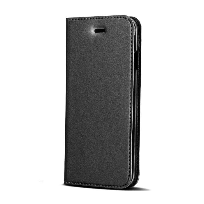 Smart Platinum pouzdro flip Huawei Y6 II Compact black
