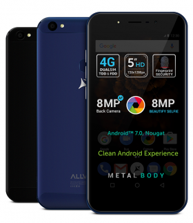 Mobilní telefon Allview X4 Soul Mini S Black