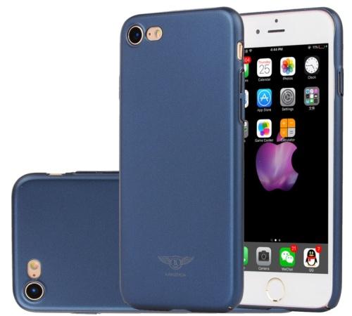 Kryt ochranný KAKU LANGE pro iPhone 7 blue