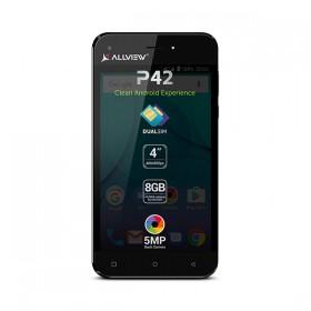 Mobilní telefon Allview P42 Black