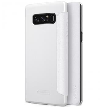Nillkin Sparkle flipové pouzdro Samsung Galaxy Note 8 white