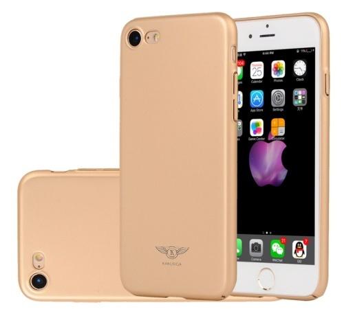 Kryt ochranný KAKU LANGE pro iPhone 5/5S gold