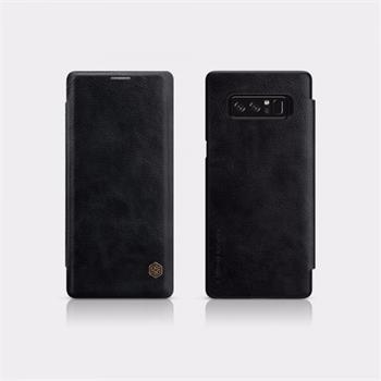 Nillkin Qin Book flipové pouzdro Samsung Galaxy Note 8 black