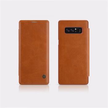 Nillkin Qin Book flipové pouzdro Samsung Galaxy Note 8 brown