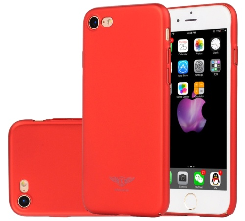 Kryt ochranný KAKU LANGE pro iPhone 7 red