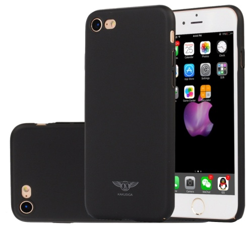 Kryt ochranný KAKU LANGE pro iPhone 5/5S black