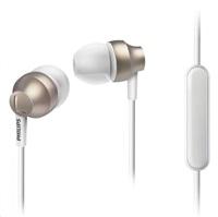 Philips SHE3855GD/00 Sluchátka do uší s mikrofonem gold