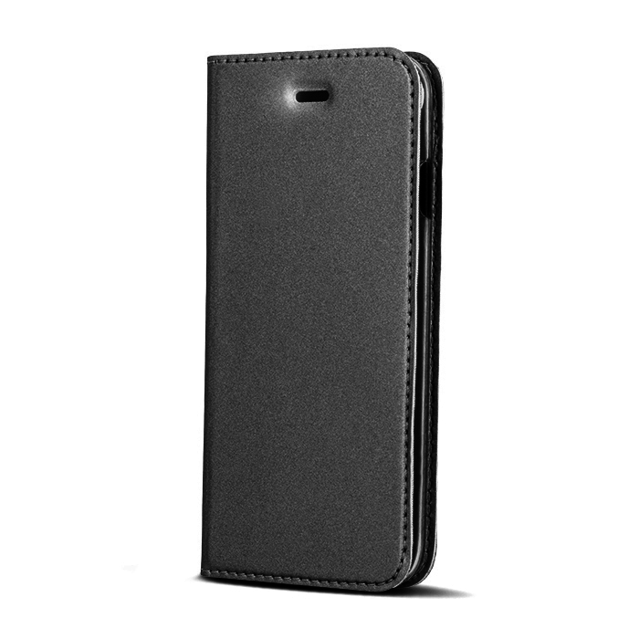Smart Platinum pouzdro flip Huawei P8 Lite black