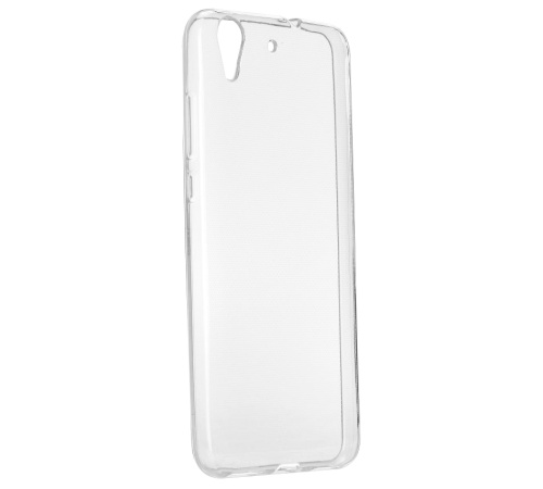 Zadní kryt Forcell Ultra Slim pro Huawei Y6 2017, transparent