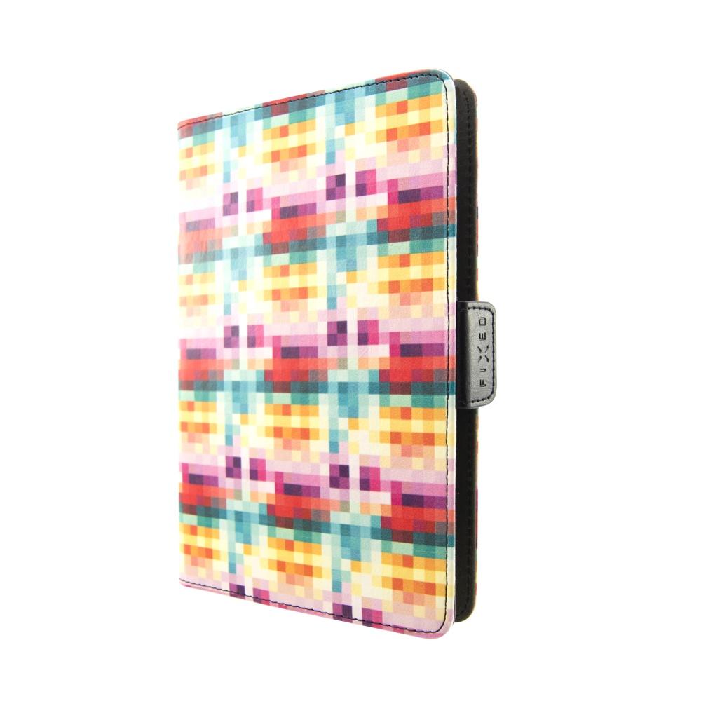 """FIXED Novel Tab pouzdro na tablet 7-8"""" motiv dice"""